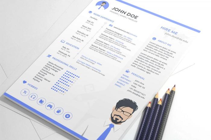 Các mẫu CV tiếng anh chuyên nghiệp nhất cho sinh viên