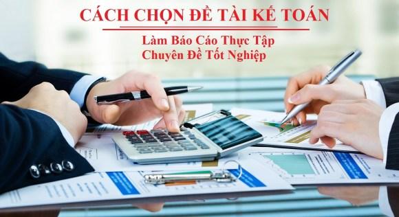 Đề tài báo cáo thực tập Kế toán doanh nghiệp ĐIỂM CAO 2019