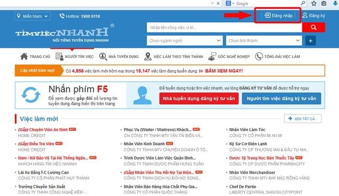 Top 10+ trang web tìm việc làm thêm tại nhà tốt nhất