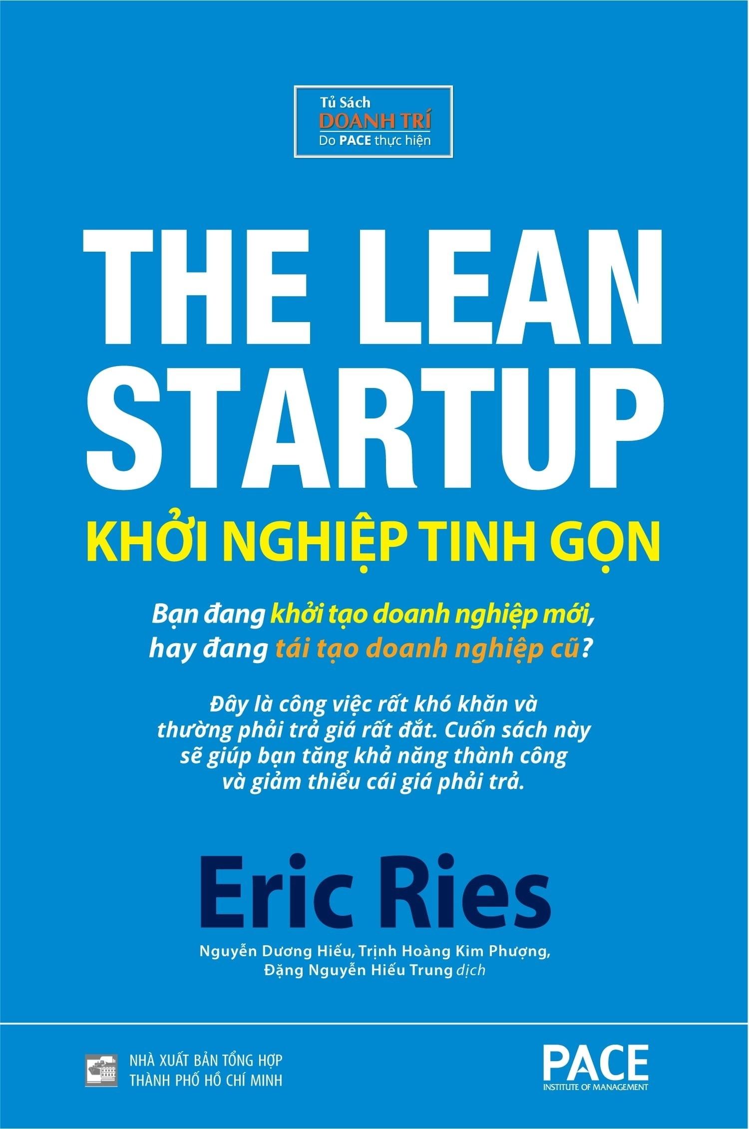 Sách hay về kinh doanh khởi nghiệp